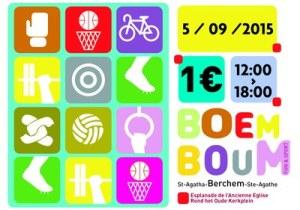 Evènement à Berchem-Sainte-Agathe